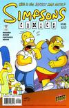 Cover for Simpsons Comics (Bongo, 1993 series) #145