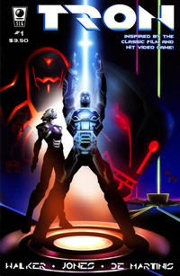 Cover Thumbnail for Tron (Slave Labor, 2006 series) #1