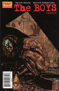 Cover Thumbnail for The Boys (Dynamite Entertainment, 2007 series) #20 [Direct Edition]