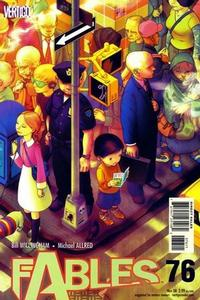 Cover Thumbnail for Fables (DC, 2002 series) #76