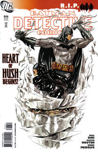 Cover Thumbnail for Detective Comics (DC, 1937 series) #846 [Direct Sales]