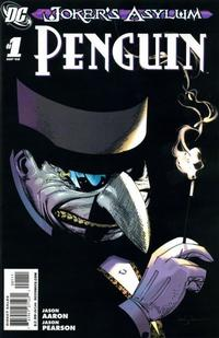 Cover Thumbnail for Joker's Asylum: Penguin (DC, 2008 series) #1