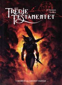 Cover Thumbnail for Det tredje testamentet (Albumförlaget Jonas Anderson, 2008 series) #1