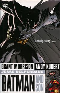 Cover Thumbnail for Batman and Son (DC, 2007 series)