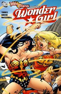 Cover Thumbnail for Teen Titans Spotlight: Wonder Girl (DC, 2008 series)