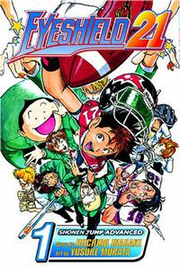 Cover Thumbnail for Eyeshield 21 (Viz, 2005 series) #1