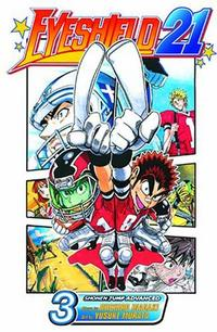 Cover Thumbnail for Eyeshield 21 (Viz, 2005 series) #3