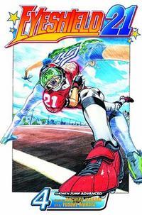 Cover Thumbnail for Eyeshield 21 (Viz, 2005 series) #4