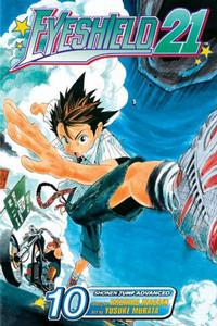 Cover for Eyeshield 21 (Viz, 2005 series) #10