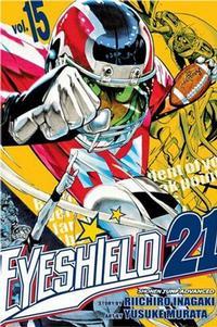 Cover Thumbnail for Eyeshield 21 (Viz, 2005 series) #15
