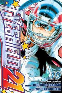 Cover Thumbnail for Eyeshield 21 (Viz, 2005 series) #19