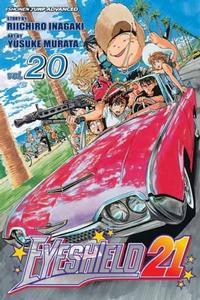 Cover Thumbnail for Eyeshield 21 (Viz, 2005 series) #20