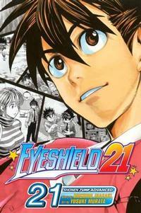 Cover Thumbnail for Eyeshield 21 (Viz, 2005 series) #21