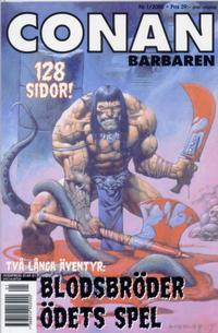 Cover Thumbnail for Conan (Full Stop Media, 2000 series) #1/2000