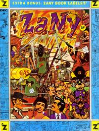 Cover Thumbnail for Zany (Candar, 1958 series) #2