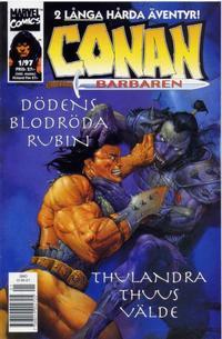 Cover Thumbnail for Conan (Semic, 1990 series) #1/1997