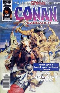 Cover Thumbnail for Conan (Semic, 1990 series) #4/1997