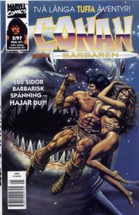 Cover Thumbnail for Conan (Semic, 1990 series) #5/1997