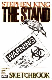 Cover Thumbnail for The Stand Sketchbook (Marvel, 2008 series)