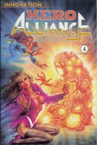 Cover Thumbnail for Hero Alliance Quarterly (Innovation, 1991 series) #4