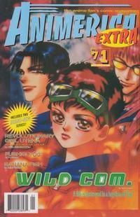 Cover Thumbnail for Animerica Extra (Viz, 1998 series) #v7#1