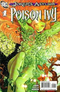 Cover Thumbnail for Joker's Asylum: Poison Ivy (DC, 2008 series) #1