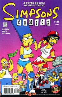 Cover Thumbnail for Simpsons Comics (Bongo, 1993 series) #146
