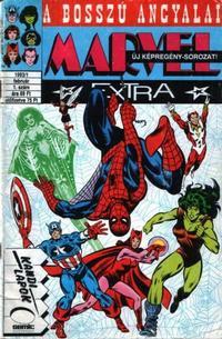 Cover Thumbnail for Marvel Extra (Semic Interprint, 1993 series) #1