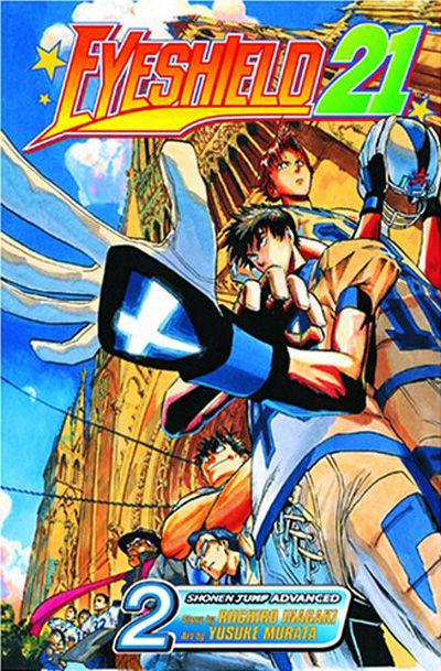 Cover for Eyeshield 21 (Viz, 2005 series) #2