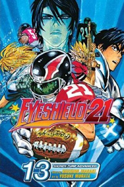 Cover for Eyeshield 21 (Viz, 2005 series) #13