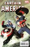 Cover for Captain America (Marvel, 2005 series) #40