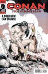 Cover for Conan the Cimmerian (Dark Horse, 2008 series) #1 / 51 [Joe Kubert cover]
