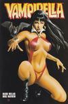 Cover for Vampirella (Harris Comics, 2001 series) #3 [Mike Mayhew Cover]