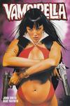 Cover for Vampirella (Harris Comics, 2001 series) #6 [Mike Mayhew Cover]