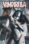 Cover for Vampirella (Harris Comics, 2001 series) #8 [Mike Mayhew Cover]