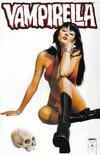 Cover for Vampirella (Harris Comics, 2001 series) #11 [Mike Mayhew Cover]