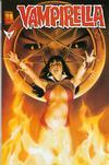 Cover for Vampirella (Harris Comics, 2001 series) #12 [Mike Mayhew Cover]