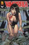 Cover for Vampirella (Harris Comics, 2001 series) #15 [Amanda Conner & Jimmy Palmiotti Cover]