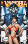 Cover Thumbnail for Vampirella (2001 series) #18 [Amanda Conner and Jimmy Palmiotti Cover]