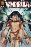 Cover for Vampirella (Harris Comics, 2001 series) #20 [Amanda Conner & Jimmy Palmiotti Cover]
