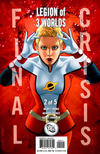 Cover for Final Crisis: Legion of Three Worlds (DC, 2008 series) #2