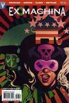 Cover for Ex Machina (DC, 2004 series) #37