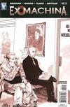 Cover for Ex Machina (DC, 2004 series) #40