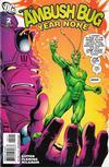 Cover for Ambush Bug: Year None (DC, 2008 series) #2