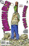Cover for Ambush Bug: Year None (DC, 2008 series) #7