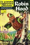 Cover Thumbnail for Classics Illustrated (1947 series) #7 [HRN 51] - Robin Hood [Painted Cover]
