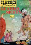 Cover for Classics Illustrated (Gilberton, 1947 series) #8 [HRN 51] - Arabian Nights