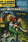 Cover for Classics Illustrated (Gilberton, 1947 series) #9 [HRN 51] - Les Miserables