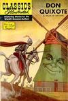 Cover for Classics Illustrated (Gilberton, 1947 series) #11 [HRN 110] - Don Quixote