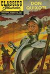 Cover for Classics Illustrated (Gilberton, 1947 series) #11 [HRN 166] - Don Quixote